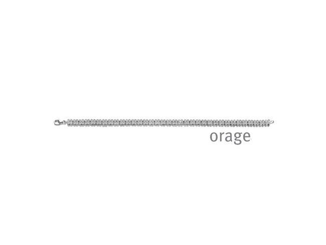 Orage | Bracelet | Argent | AR109