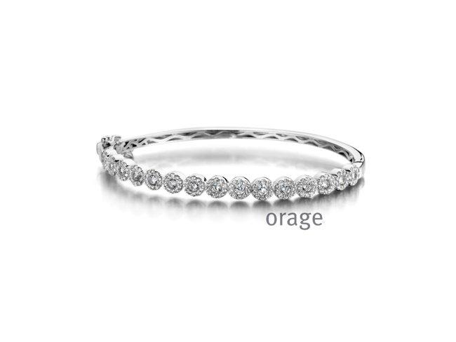 Orage | Bracelet | Argent | AR134