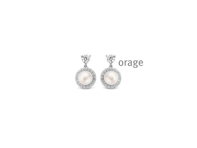 Orage | Boucles d'oreilles | Argent | AR104