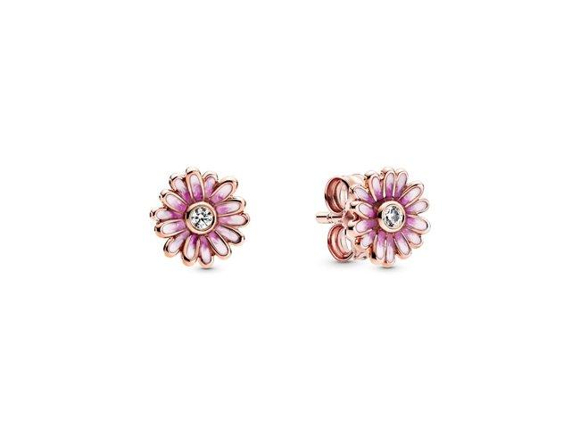 Pandora | Boucles d'oreilles | Marguerite Rose