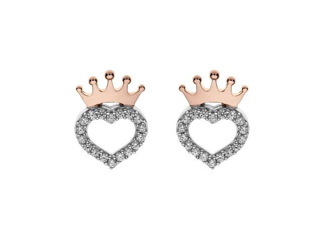 Disney Jewels | Boucles d'Oreilles | Argent | E905643UZWL