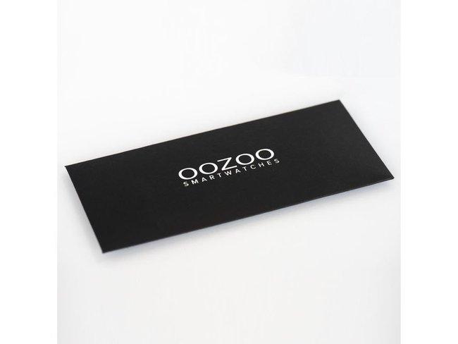 OOZOO | Bracelet | Smartwatch | Noir | 508.20