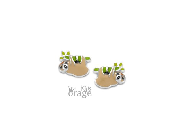 Orage Kids | Boucles d'Oreilles | Argent | K1801