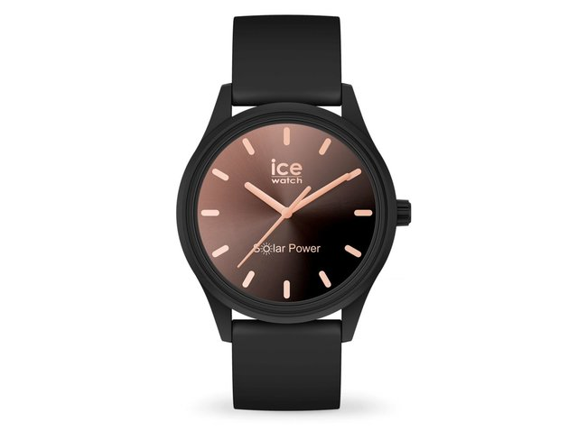 Ice-Watch | Ice Solar Power | Sunset Black | Small | 018477