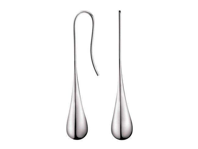 Calvin Klein Jewels | Boucles d'Oreilles | Ellipse | Acier Inoxydable