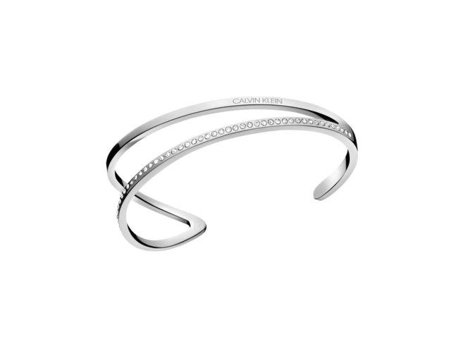 Calvin Klein. | Bracelet | Outline | Acier Inoxydable