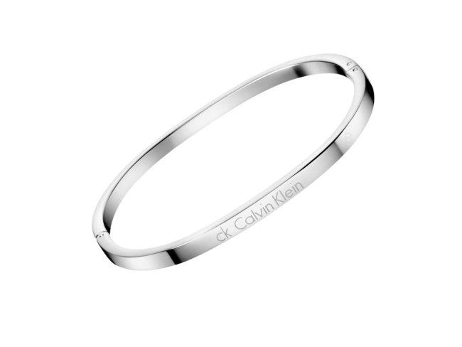 Calvin Klein. | Bracelet | Hook | Acier Inoxydable