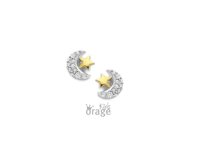 Orage Kids | Boucles d'Oreilles | Argent | K1828