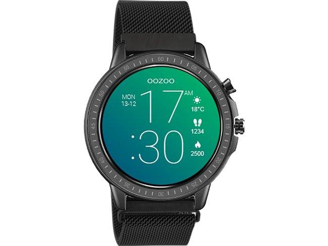 OOZOO | Smartwatch | Métallique | Noir | Q00309