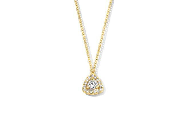 One More | Collier | Or Jaune | Diamants | 062392/A