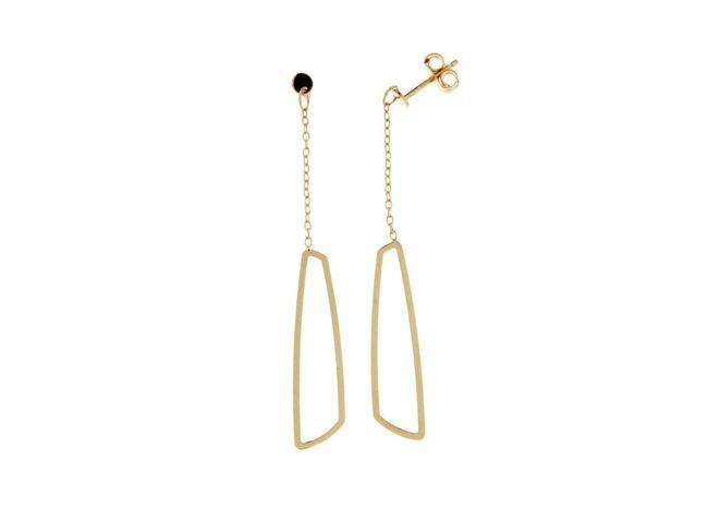 Loumya Gold | Boucles d'Oreilles | Or Jaune