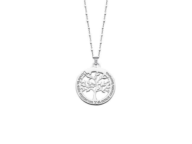 Lotus Silver | Collier | Argent | LP1641-1/1