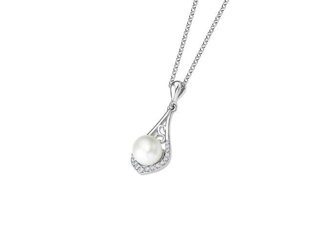Lotus Silver | Collier | Argent | LP3015-1/1