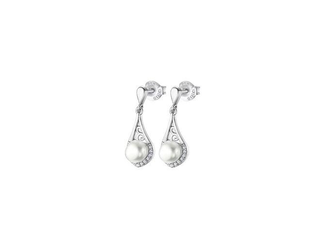 Lotus Silver | Boucles d'Oreilles | Argent | LP3015-4/1