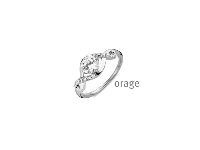 Orage | Bague | Argent | AR028