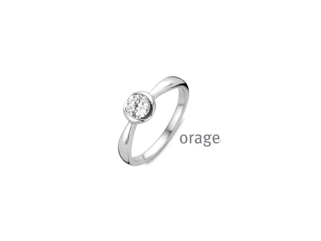 Orage | Bague | Argent | AR033