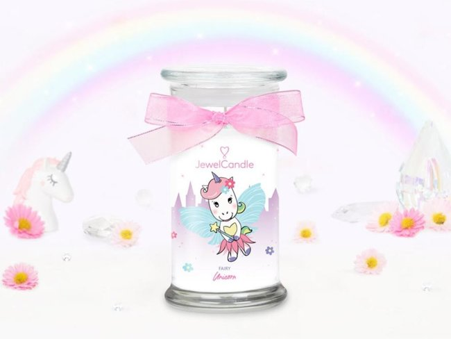 Jewel Candle | Fairy Unicorn | Bague