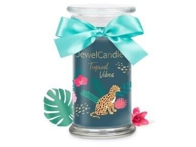 Jewel Candle | Tropical Vibes | Chaîne De Cheville