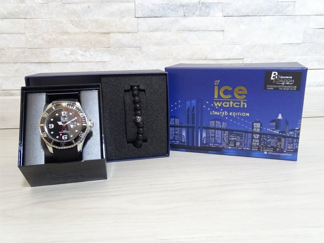 Ice-Watch | Ice Steel | Box | Black | Large