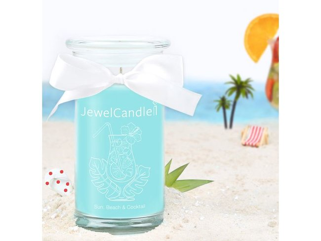 Jewel Candle | Sun Beach & Cocktail | 29.95€-39.95€