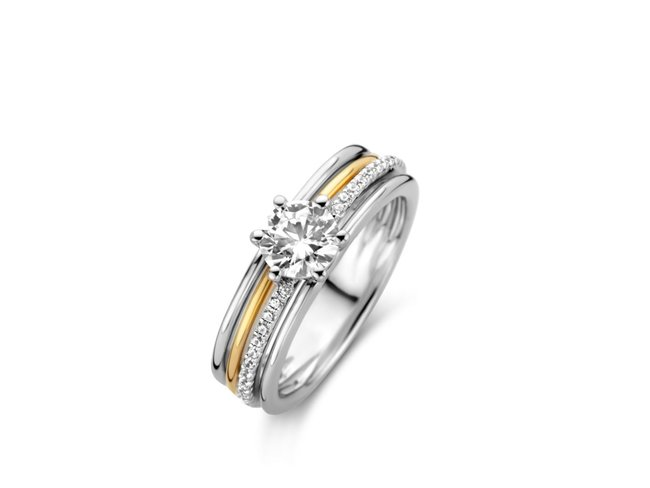 Naiomy Silver | Bague | Argent | N0O54