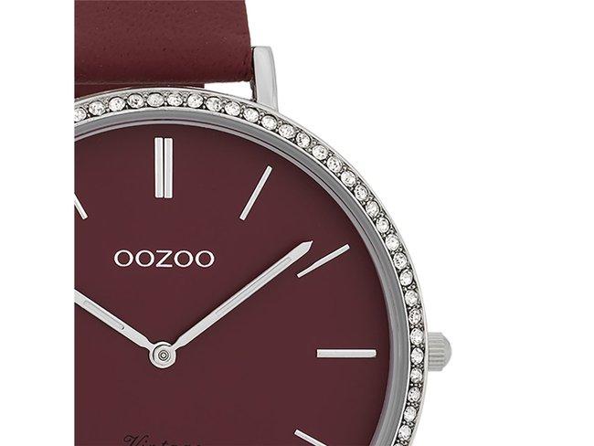 OOZOO   Cuir Bordeaux   C9802