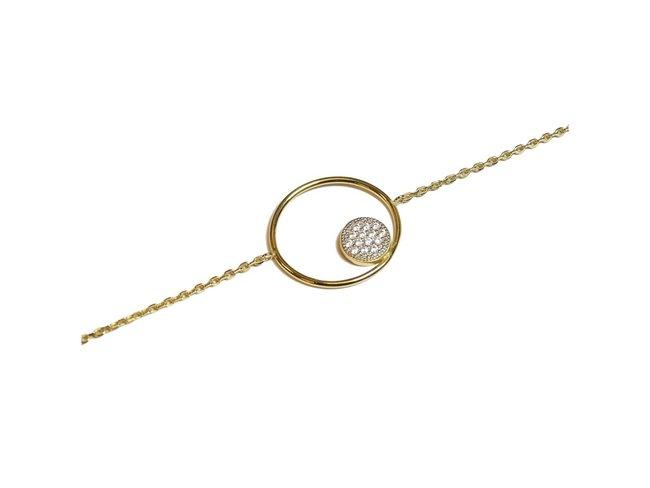Bijoux CN Paris | Bracelet | Plaqué Or | 97301218
