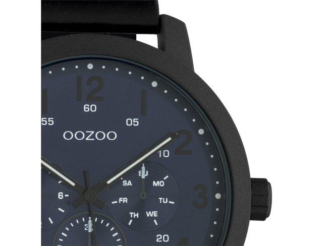 OOZOO   Cuir Noir   C10509