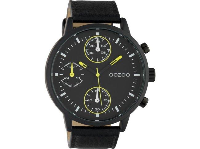 OOZOO   Cuir Noir   C10534