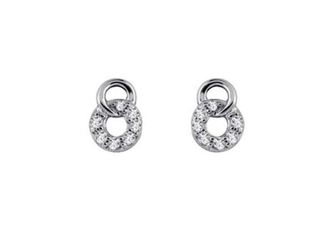 Saunier | Boucles d'oreilles | Argant | 7004960 11