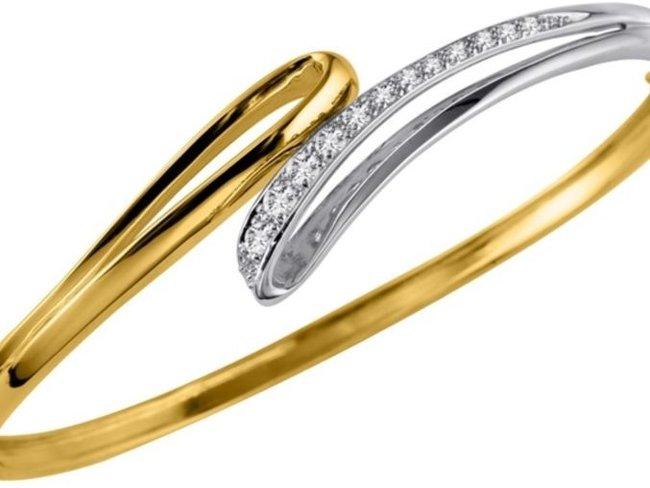 Saunier | Bracelet | Plaqué Or | 7005430 01