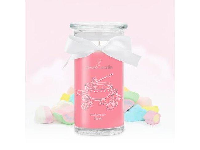 Jewel Candle | marshmallow Fondue | Edition Swarovski | Dès 32€95