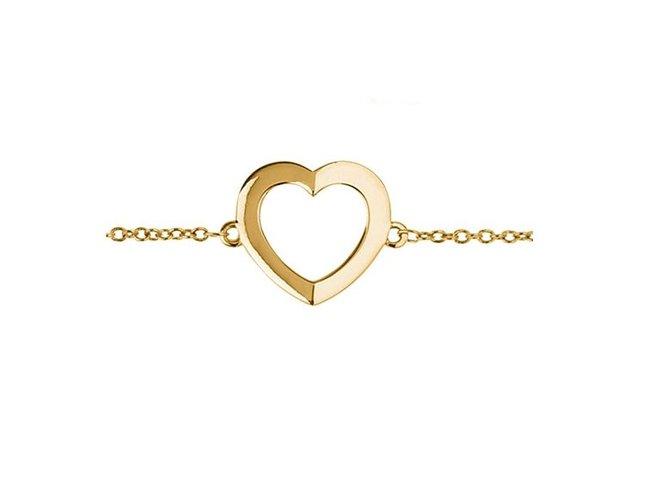 Saunier | Bracelet | Plaqué Or | 7033235 01