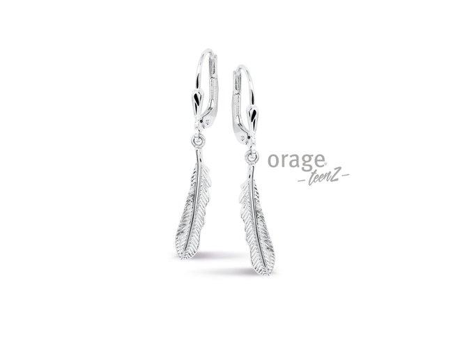 Orage Kids | Boucles d'Oreilles | Argent | T370