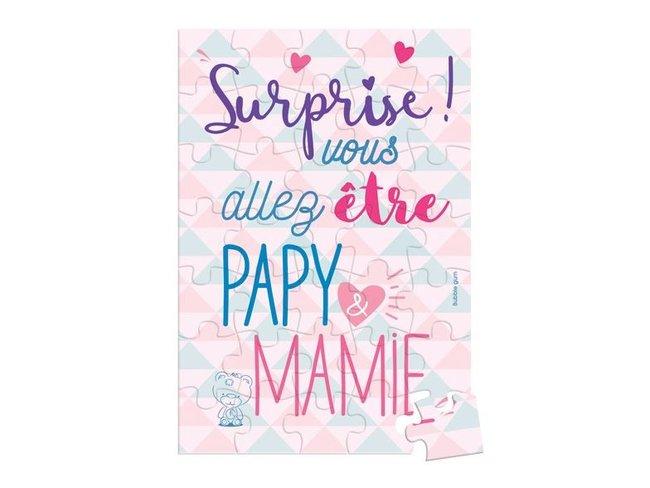 Bubble Gum | Puzzle | Vous Allez être Papy & Mamie