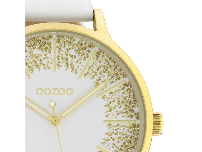 OOZOO   Cuir Blanc   C10566
