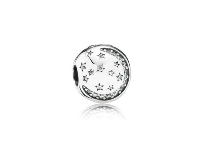 Pandora   Charm   Clip   Nuit Scintillante   791386CZ