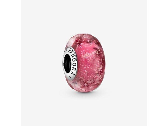 Pandora   Charm   Murano   Rose Ondulé Fantaisie   798872C00