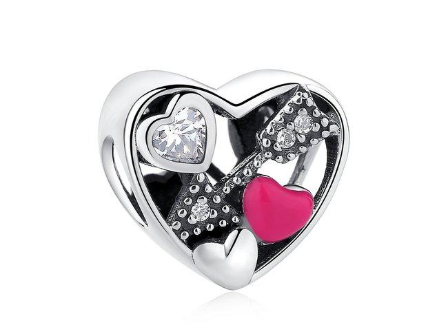 Pandora   Charm   Touché Par L'amour   792039CZ