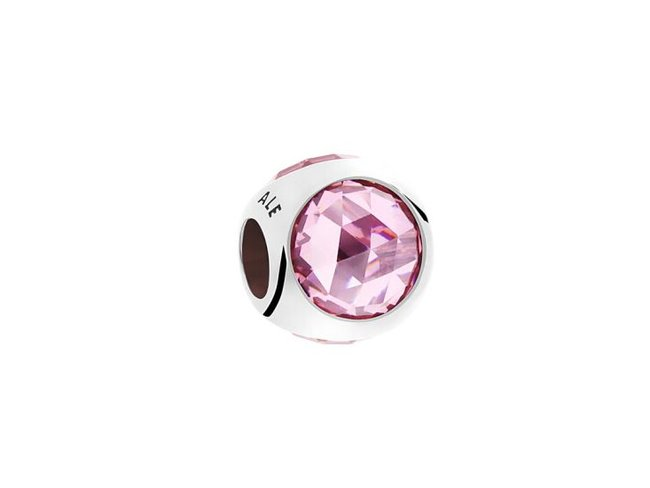 Pandora   Charm   Pink Faceted Beads   792095PCZ