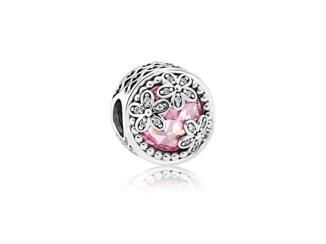 Pandora   Charm   Dazzling Daisy Meadow   792055PCZ