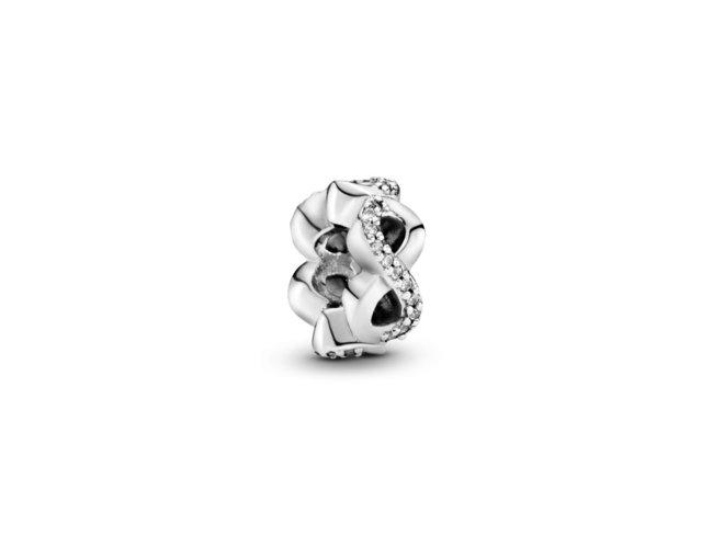 Pandora   Charm   Espaceur Infini Scintillant   792101CZ