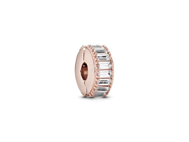 Pandora   Charm   Clip   Glaçon Scintillant   787559cz