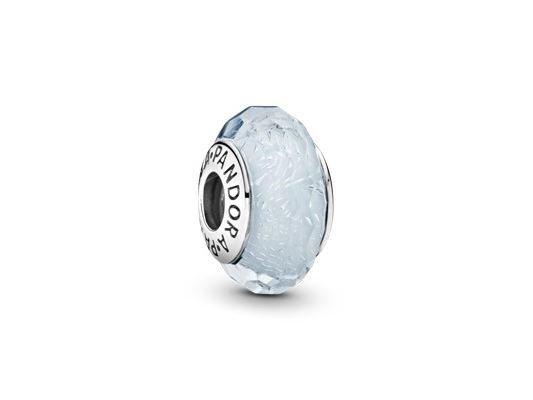Pandora   Charm   Murano   Frosty Mint Shimmer   791656