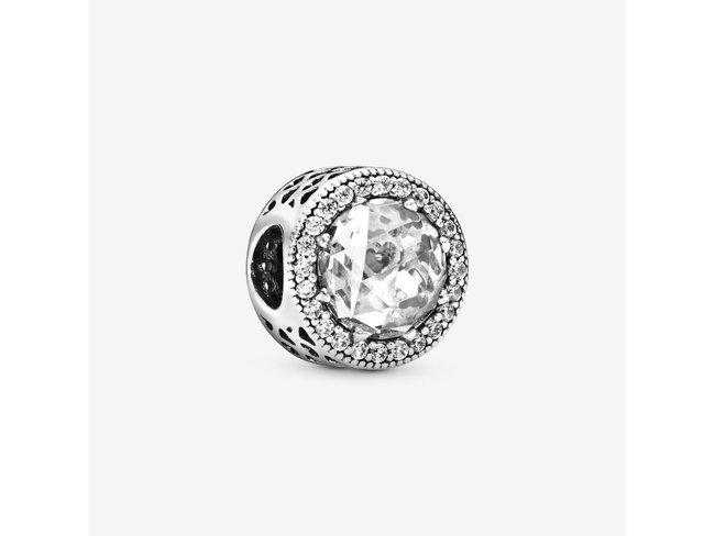Pandora   Charm   Incolore Scintillant   791725CZ