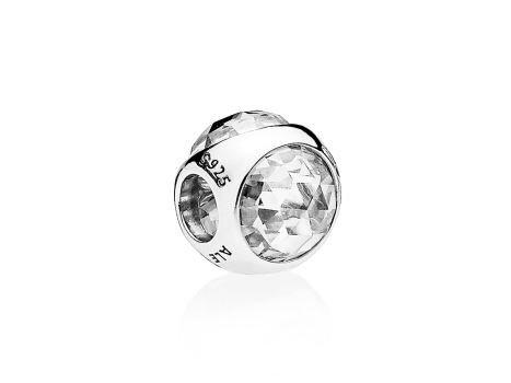 Pandora   Charm   Radiant Droplet   792095CZ