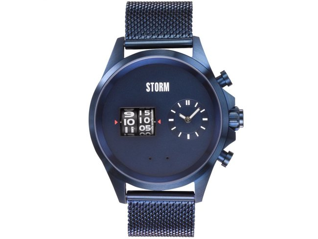 Storm | Quartz | Kombitron IP-Blue
