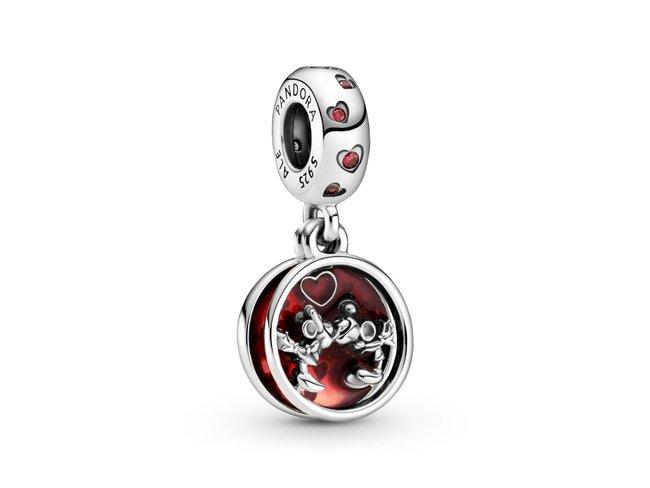 Pandora   Charm   Disney   Amour et Baisers   799298C01