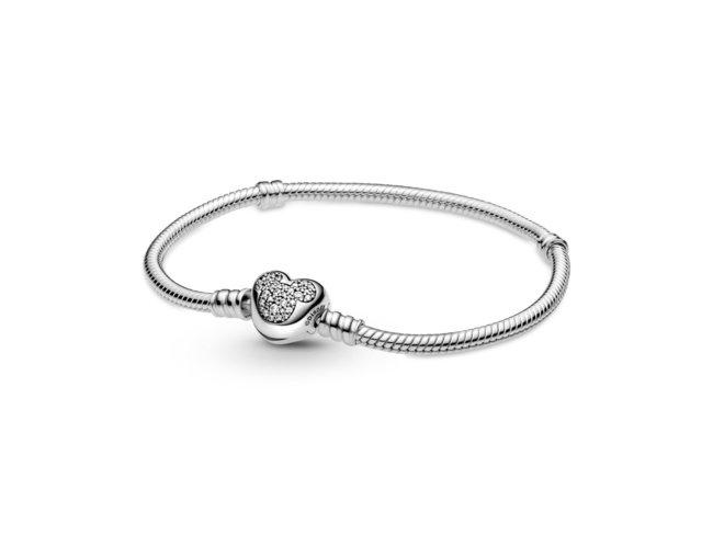 Pandora | Bracelet | Moments | Cœur Disney Mickey |599299C01