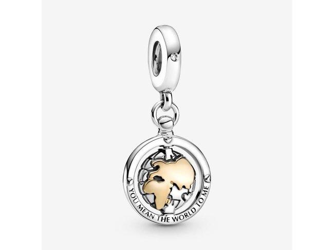 Pandora   Charm   Monde Pivotant   799303C01
